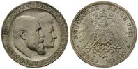 3 Mark 1911 Württemberg, Wilhelm II., 1891...