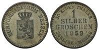 Silbergroschen 1859 Hessen-Kassel, Friedrich Wilhelm I., 1847-1866, ss  65,00 EUR kostenloser Versand