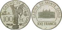 Jeton 100 Francs  Monaco, Rainier III., 1949-2005, Casino de Monte Carl... 58,00 EUR