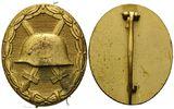 Abzeichen  Deutsches Reich Nachkriegs Anfertigung ohne HK, Goldenes Ver... 39,00 EUR kostenloser Versand