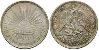 Peso 1898 MO/AM,  Mexiko, Republik, seit 1821, ss  54,00 EUR
