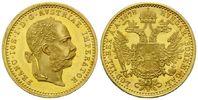 Dukat 1878 Haus Habsburg, Franz Joseph I., 1848-1916, f.st  345,00 EUR