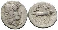 AR Denar,  Röm. Republik, Marcus Calidius, Q. Metellus und Cn. Fulvius,... 55,00 EUR kostenloser Versand