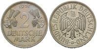 2 Mark 1951 D, BRD, Ähren / Trauben, st  135,00 EUR kostenloser Versand