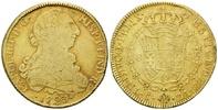 8 Escudos 1793, Chile, Karl IV., 1788-1808, ss  1195,00 EUR kostenloser Versand