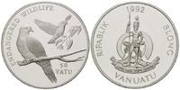 50 Vatu 1992 Vanuatu, Erdtauben - Endangered Wildlife, PP  27,00 EUR25,00 EUR