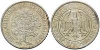 5 RM 1929 J, Weimarer Republik, Eichbaum, vz-st  355,00 EUR345,00 EUR kostenloser Versand