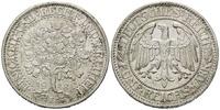 5 RM 1928 E, Weimarer Republik, Eichbaum, f.st  250,00 EUR kostenloser Versand