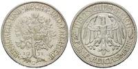 5 RM 1931 G,  Weimarer Republik, Eichbaum, vz+  275,00 EUR265,00 EUR kostenloser Versand