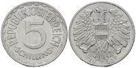 5 Schilling 1952, Österreich, Zweite Republik, seit 1945, vz-st  6,50 EUR  zzgl. 6,40 EUR Versand