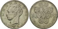 50 Francs 1939 Belgien, Leopold III., 1934-1950, vz  29,00 EUR  zzgl. 6,40 EUR Versand