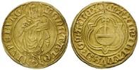 Goldgulden o.J. (1440-1493), Lüneburg, Stadt, Sf., ss  580,00 EUR kostenloser Versand