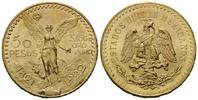 50 Pesos 1922 Mexiko, Libertad - Siegesgöt...