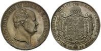 Doppeltaler 1856 A, Preussen, Friedrich Wilhelm IV., 1840-1861, Prachte... 680,00 EUR kostenloser Versand