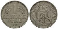 1 Mark 1963 D BRD, Kursmünze, bankfr.  49,00 EUR