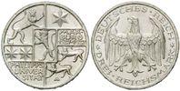 3 Mark 1927 A, Weimarer Republik, Universität Marburg, st  165,00 EUR155,00 EUR kostenloser Versand