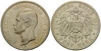 5 Mark 1898 A Hessen, Ernst Ludwig, 1892-1918, f.vz  499,00 EUR kostenloser Versand
