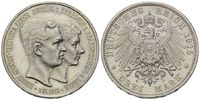 3 Mark 1915 A, Braunschweig-Lüneburg, Erns...