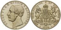 Hannover, Doppeltaler 1866 B f.st/st Georg V., 1851-1866, 549,00 EUR  zzgl. 9,40 EUR Versand