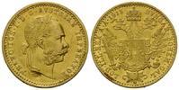 Dukat 1915 Haus Habsburg, Franz Joseph I., 1848-1916, mit jugoslawische... 285,00 EUR