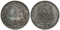 1 Mark 1874 H, Kaiserreich, Kleinmünze, f.st  235,00 EUR kostenloser Versand