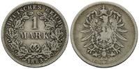 1 Mark 1883 F, Kaiserreich, Kleinmünze, ss/f.ss  79,00 EUR kostenloser Versand