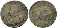 Taler 1818, Preussen, Friedrich Wilhelm III., 1797-1840, s-ss  49,00 EUR kostenloser Versand