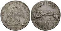 1/2 Taler 1786, Schweiz, Basel, ss+