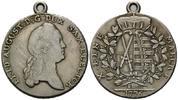 Konventionstaler 1776 EDC, Sachsen, Friedrich August III., 1763-1806, T... 75,00 EUR kostenloser Versand