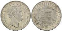 Taler 1849 F, Sachsen, Friedrich August II., 1836-1854, f.st  550,00 EUR kostenloser Versand