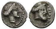 AR Obol (400-380 v.Chr) Kilikien, Stadt Na...