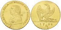 Friedrichs d'or 1798 A, Brandenburg-Preuss...
