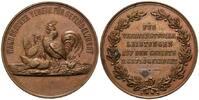 Br.-Medaille o.J., Deutschland, Verdienstmedaille für Geflügelzucht, vz  45,00 EUR kostenloser Versand