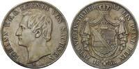 Doppeltaler 1858, Sachsen, Johann, 1854-1873, Variante mit 'VEREINSTAEL... 339,00 EUR kostenloser Versand