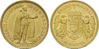 10 Kronen 1913 KB Österreich, Franz Joseph I., 1848-1916, vz  345,00 EUR