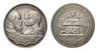 Silbermedaille 1910 München, 100 Jahre Oktoberfest, ss  65,00 EUR kostenloser Versand