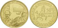50 Euro 2011 Belgien, Tiefsee-Expedition Piccard / Bathyscaphe, PP  295,00 EUR  zzgl. 9,40 EUR Versand