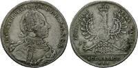 Konventionstaler 1754 ISG/K-E, Brandenburg-Ansbach, Karl Wilhelm Friedr... 298,00 EUR kostenloser Versand