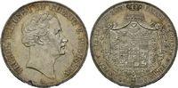 Doppeltaler 1840 Preussen, Friedrich Wilhelm III., 1797-1840, Prachtexe... 825,00 EUR kostenloser Versand