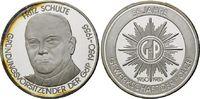 Silbermed. 1985 Gewerkschaft der Polizei, 35 Jahre Gewerkschaft der Pol... 18,00 EUR