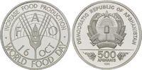 500 Afghanis 1981 Afghanistan, FAO, PP  13,00 EUR