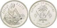 100 Rupien 1979 Malediven, FAO, st  25,00 EUR