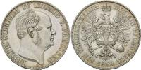 Taler 1859, Preussen, Friedrich Wilhelm IV...