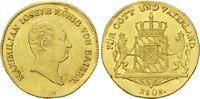Dukat 1808 Bayern, Maximilian I. Joseph, 1...