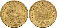 10 Soles 1966 Peru, Republik, seit 1822, st  320,00 EUR  zzgl. 9,40 EUR Versand