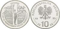 10 Zlotych 1995 Polen, 100 Jahre Olympische Spiele der Neuzeit, PP  95,00 EUR kostenloser Versand