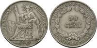 50 Centimes 1946, Französich-Indochina, 1884-1954, Rdf., ss  54,00 EUR kostenloser Versand