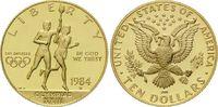 12 Dollars (Set 1x Gold; 2x Silber) 1984 W USA, Olympische Spiele in Lo... 620,00 EUR  zzgl. 9,40 EUR Versand