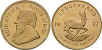 Krügerrand 1977, Südafrika, Republik, seit 1960, PP  1345,00 EUR kostenloser Versand