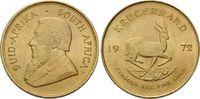 Krügerrand 1972, Südafrika, Republik, seit 1960, st  1450,00 EUR kostenloser Versand